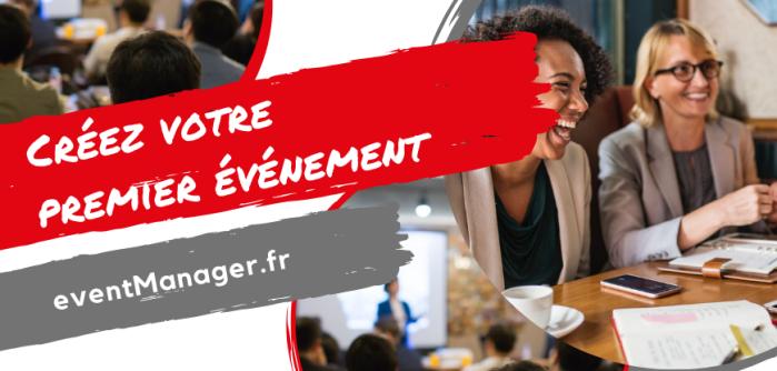 créer un événement eventManager