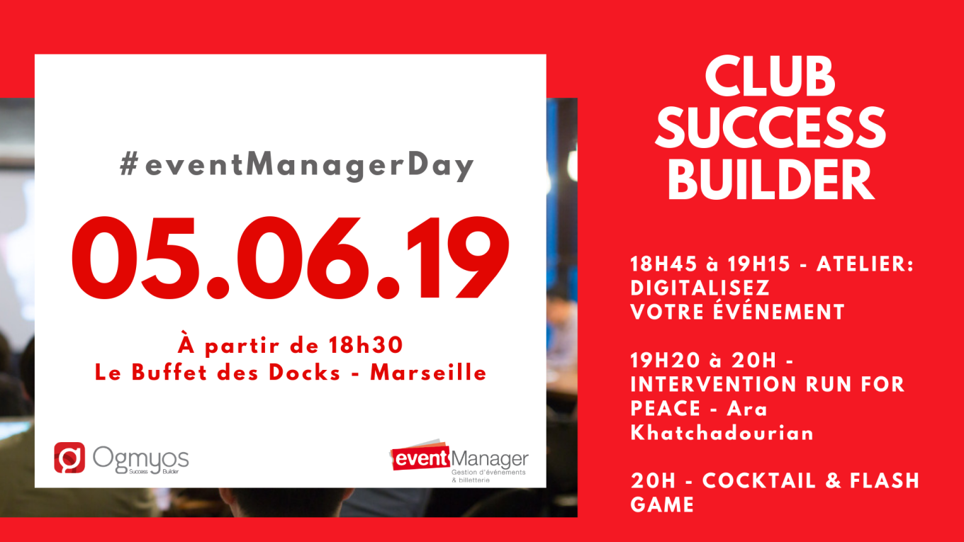 club success builder invit 5 juin 2019