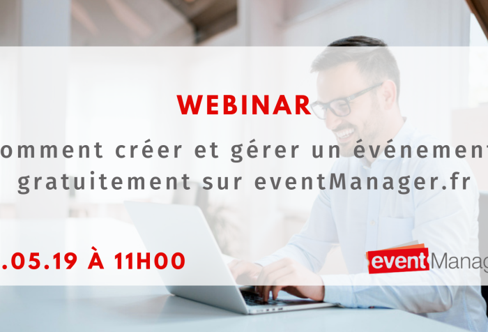 webinar eventManager